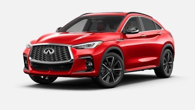 2022 INFINITI QX55 SENORY AWD