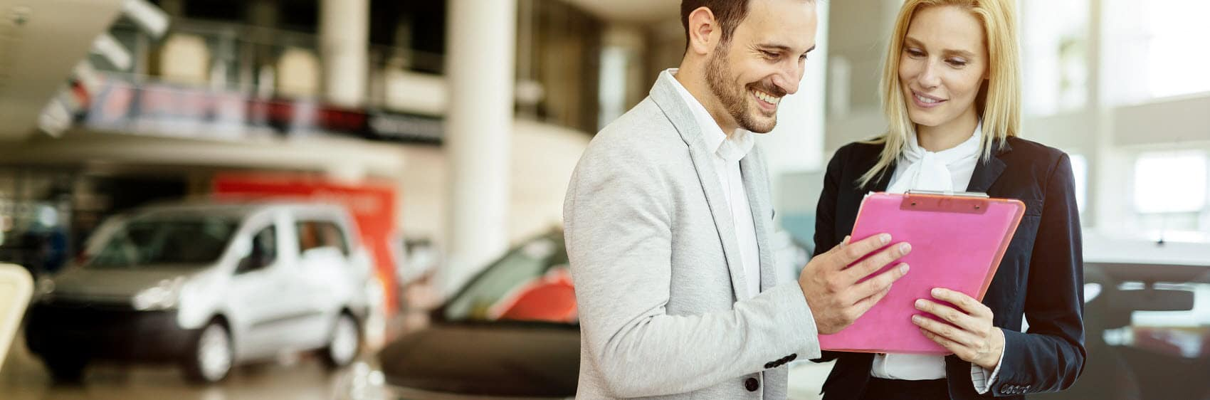 Finance Professionals at Lyle Pearson Acura