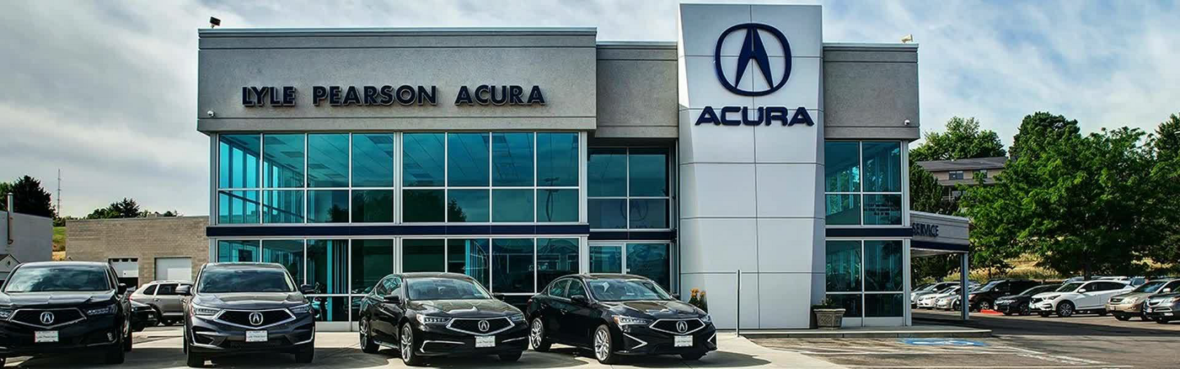 Lyle Pearson Acura Dealer in Boise ID
