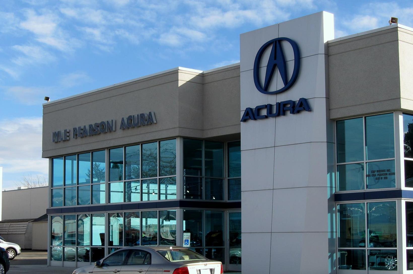 Acura Near Me >> Acura Dealer Near Me Lyle Pearson Acura