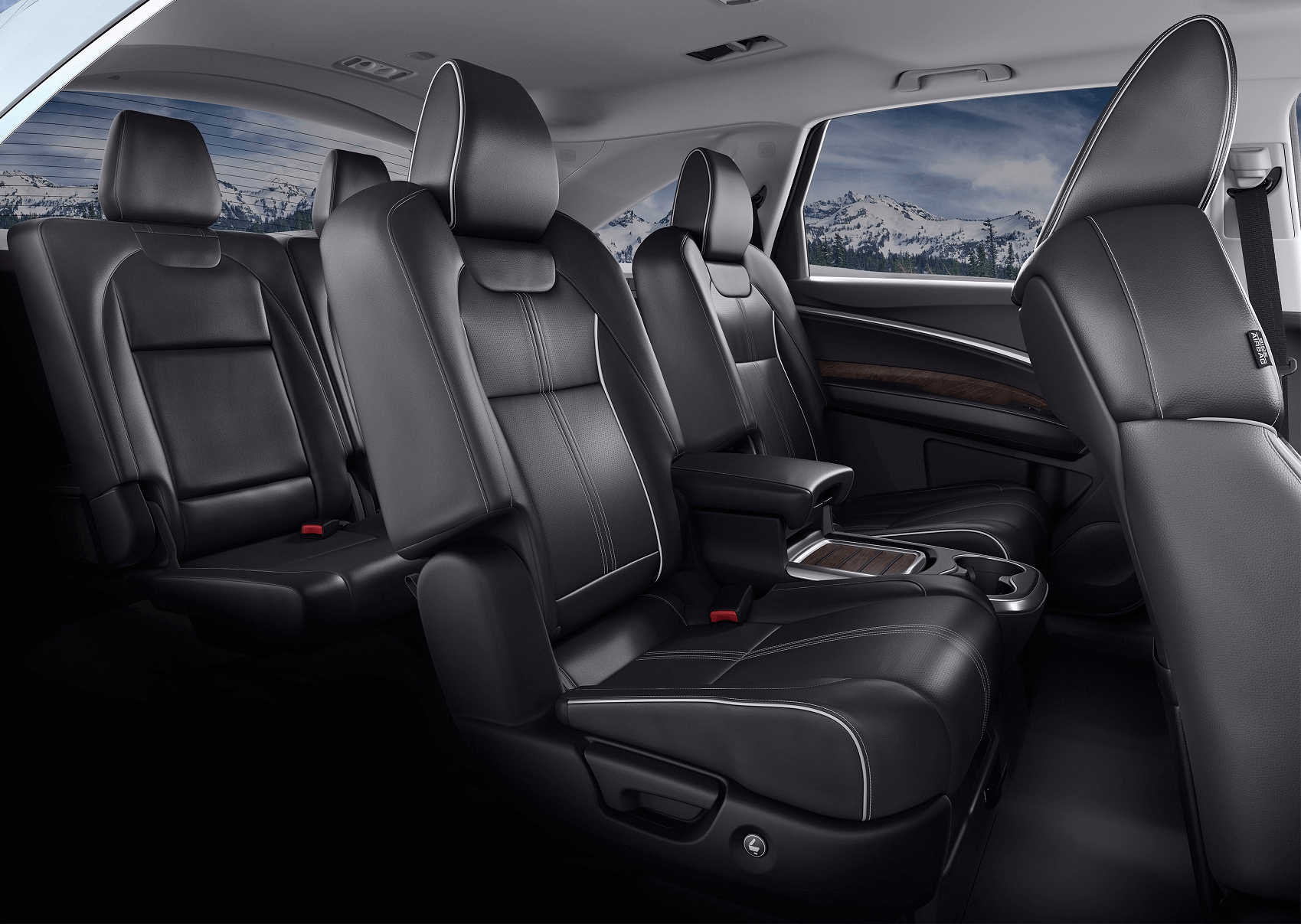 2020 Acura MDX Leather Seats