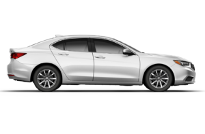 Acura TLX Modern Steel