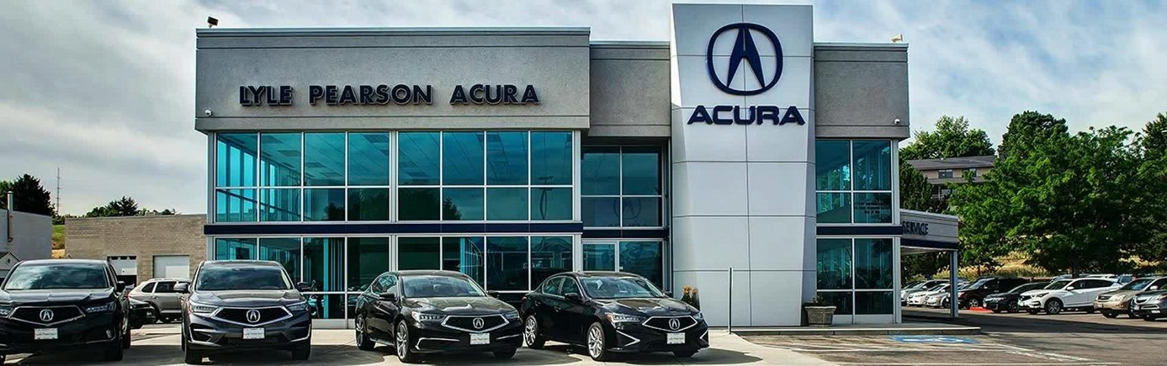 Acura Dealer near Meridian