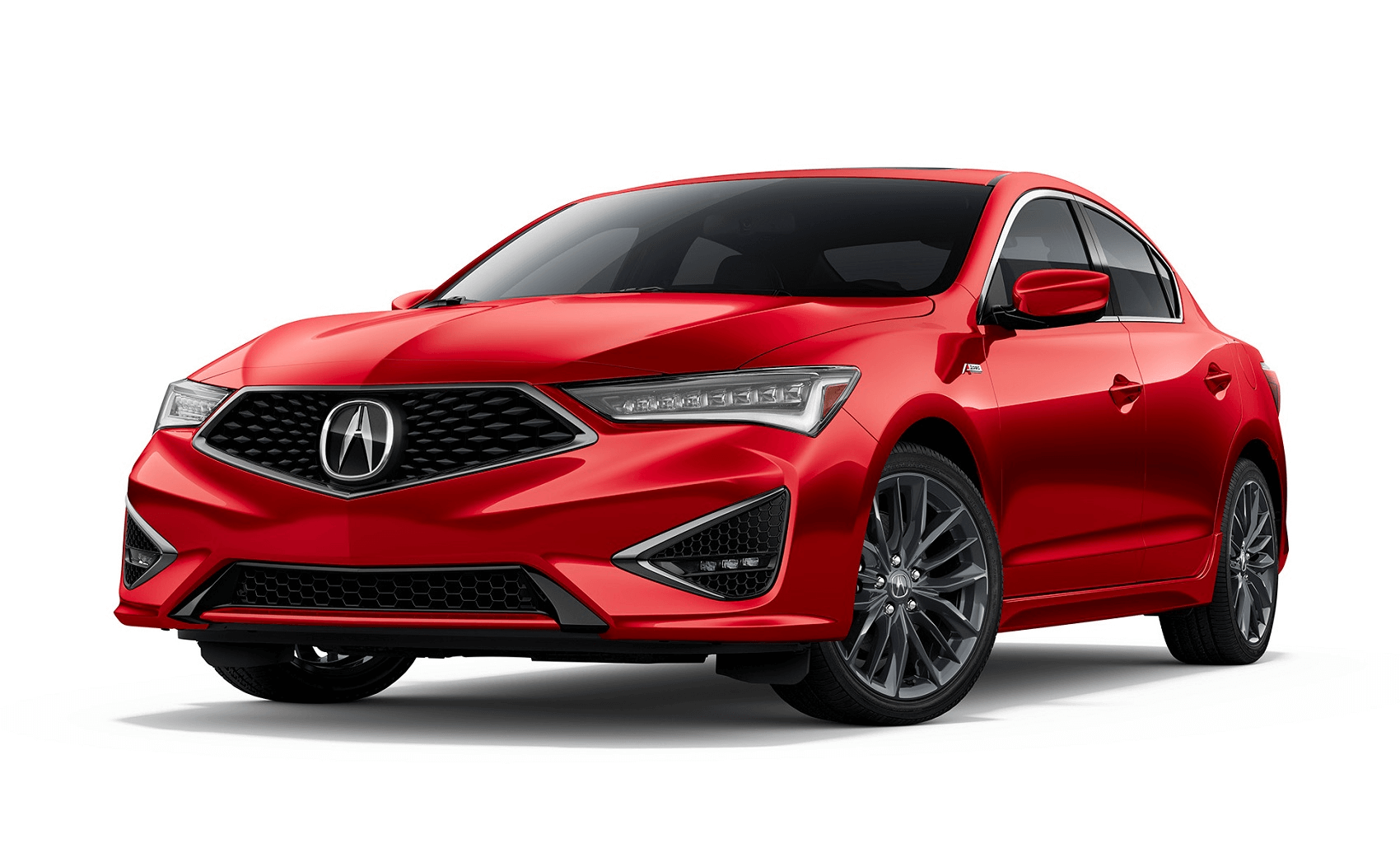 Acura ILX in Red