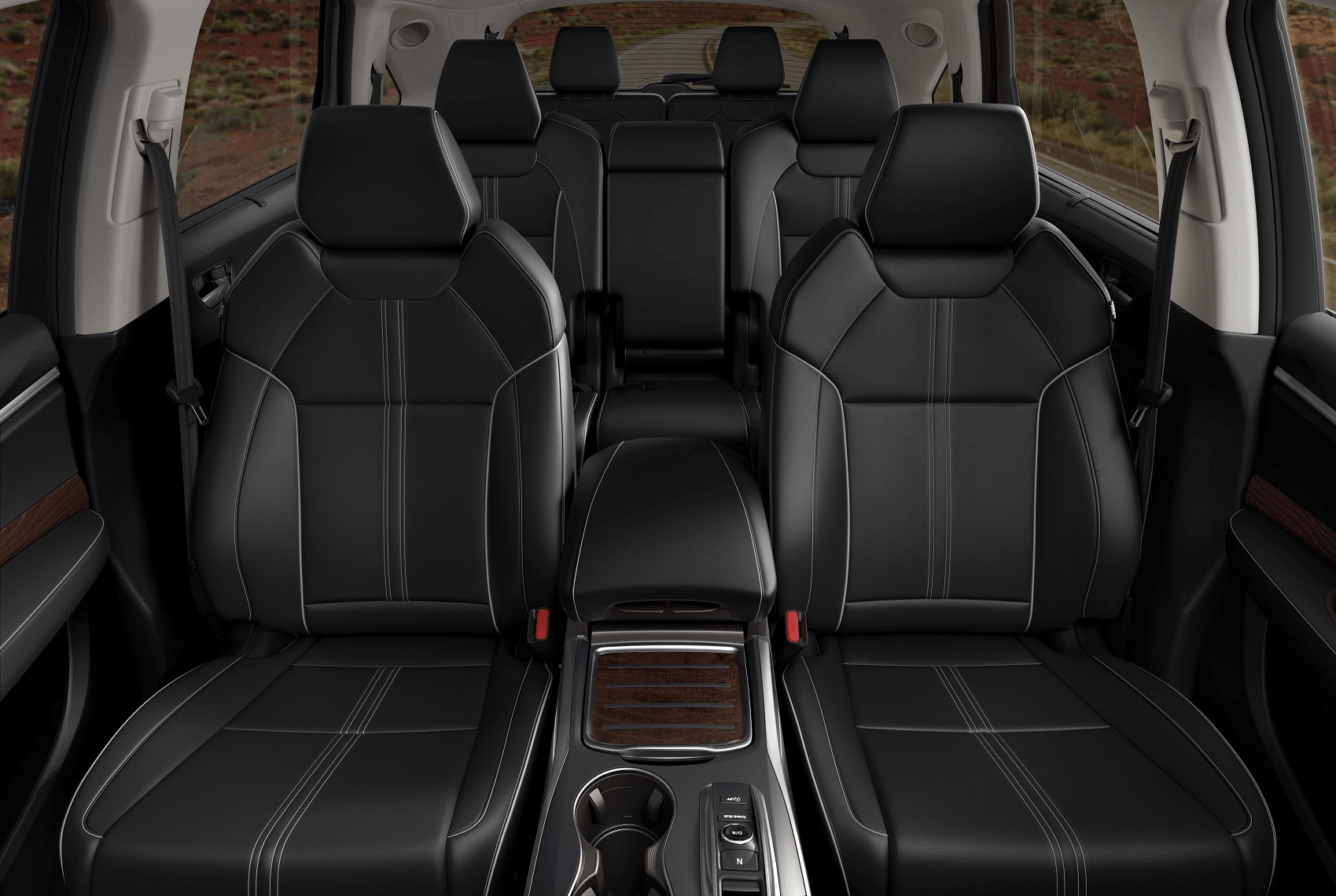 Acura MDX Leather Seats