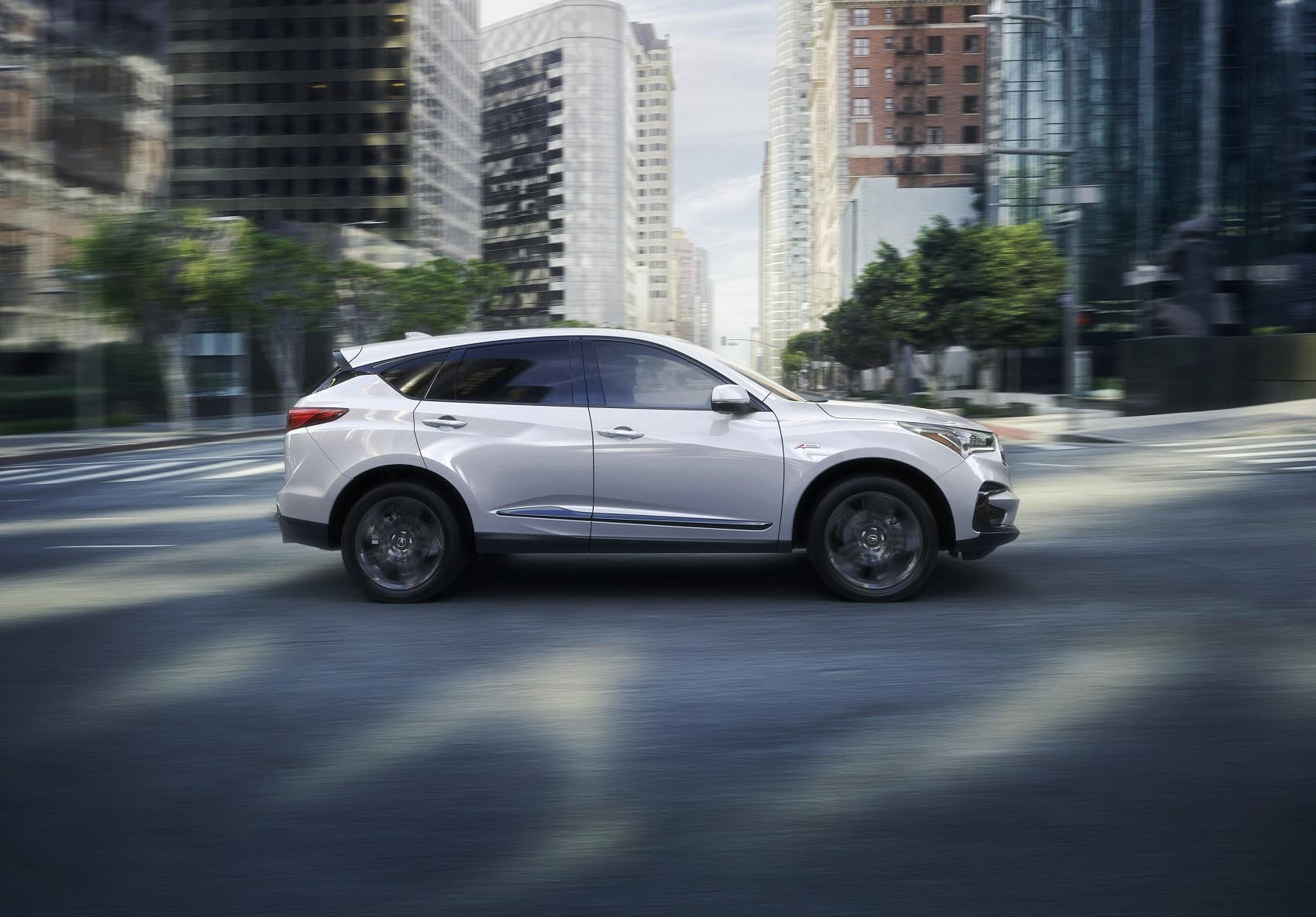 Acura RDX in White
