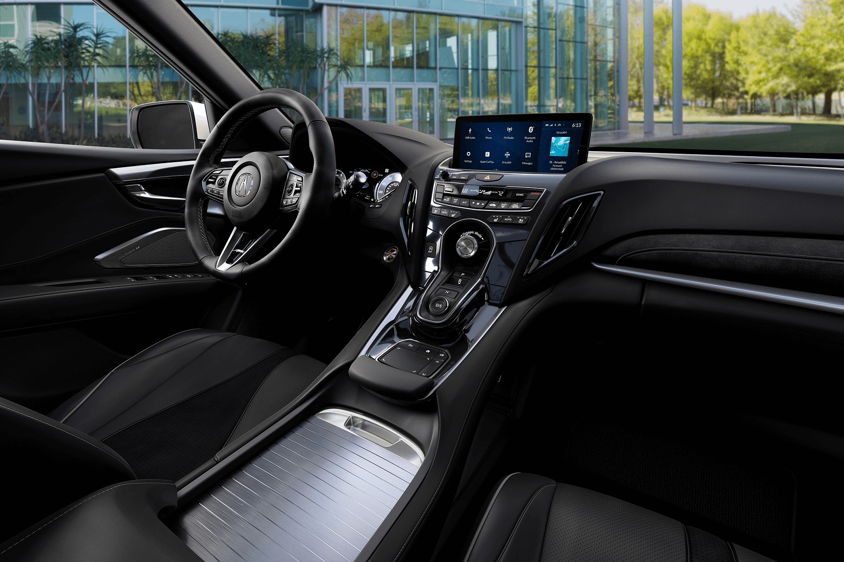 Acura RDX Interior Style