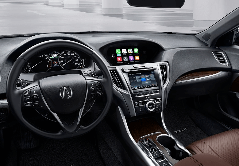 Acura TLX Interior Technology