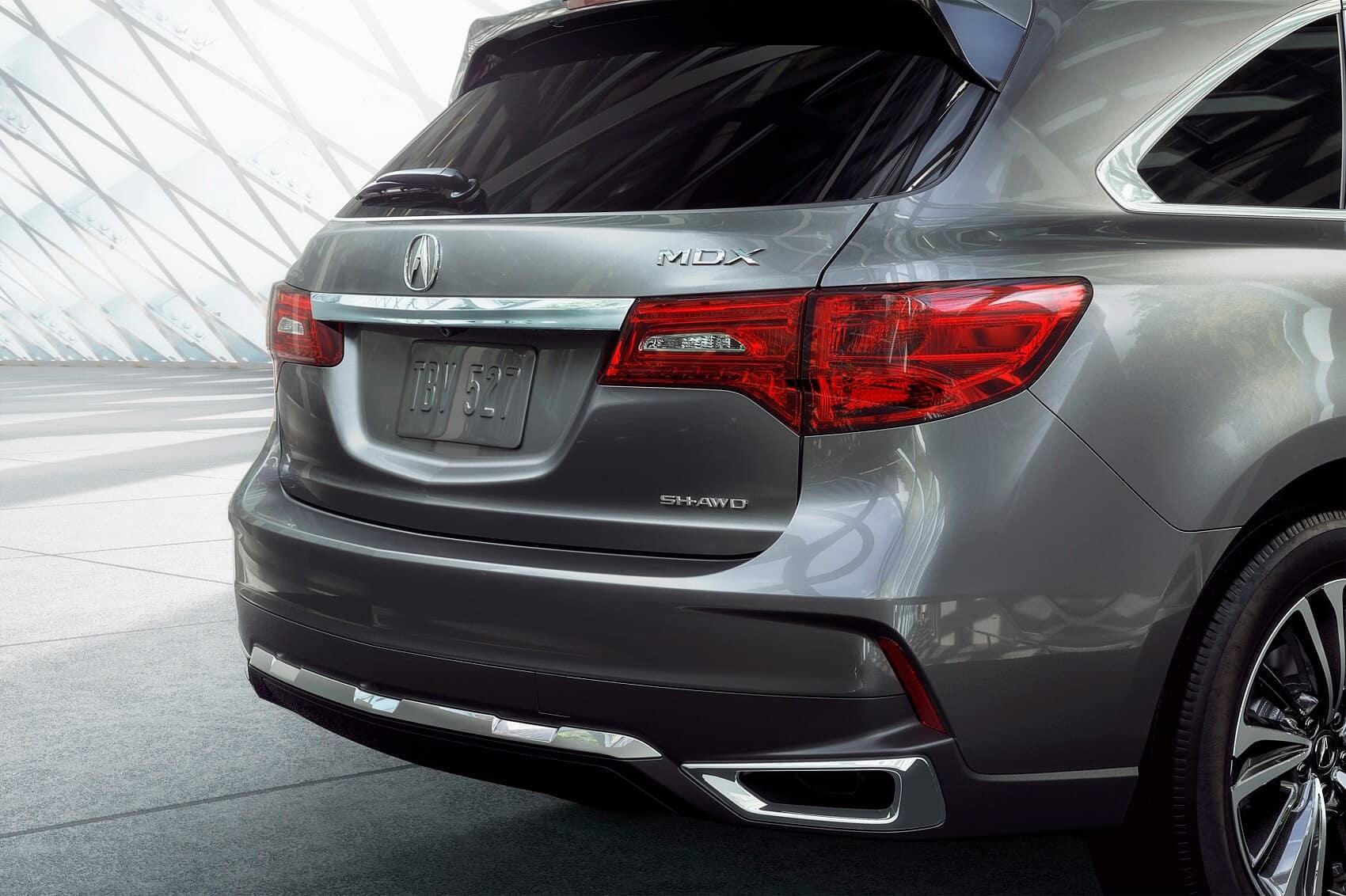 Acura MDX Specs