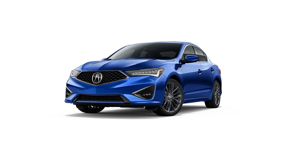 Acura ILX in Blue