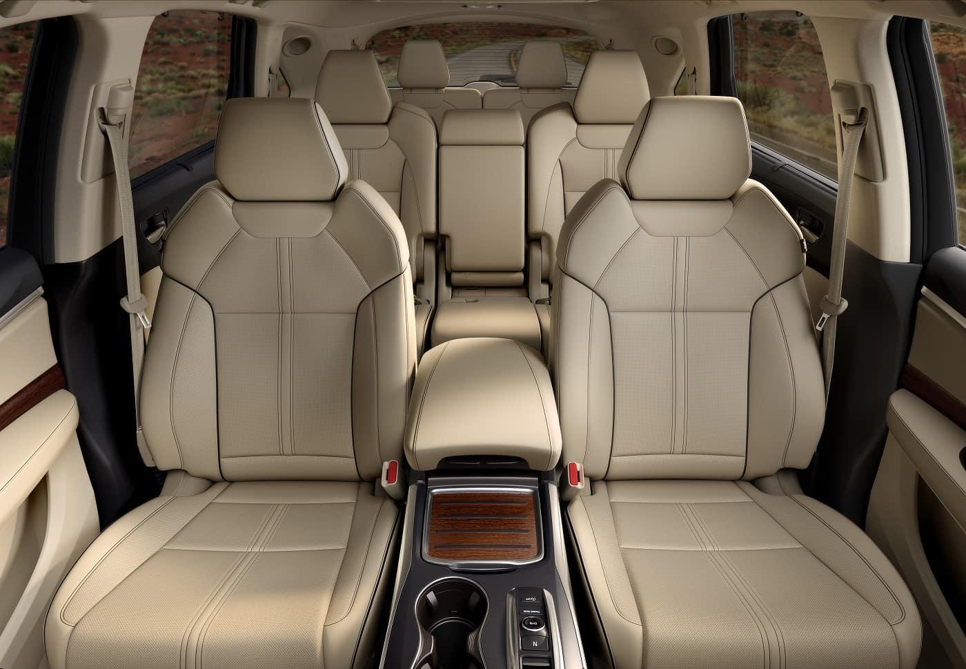 Acura MDX Interior Cabin