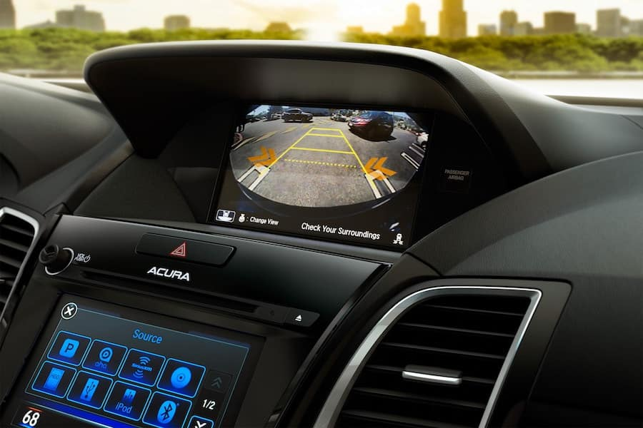 Acura Safety Features