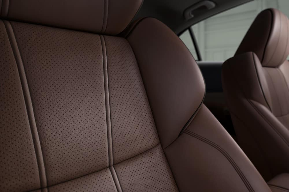 Acura Interior