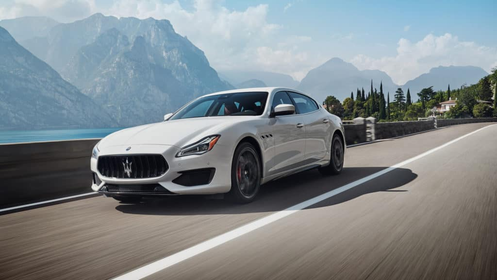 New 2019 Maserati Quattroporte S Q4 GranLusso With Navigation & AWD
