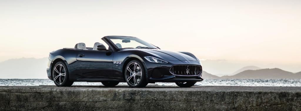New 2019 Maserati GranTurismo With Navigation