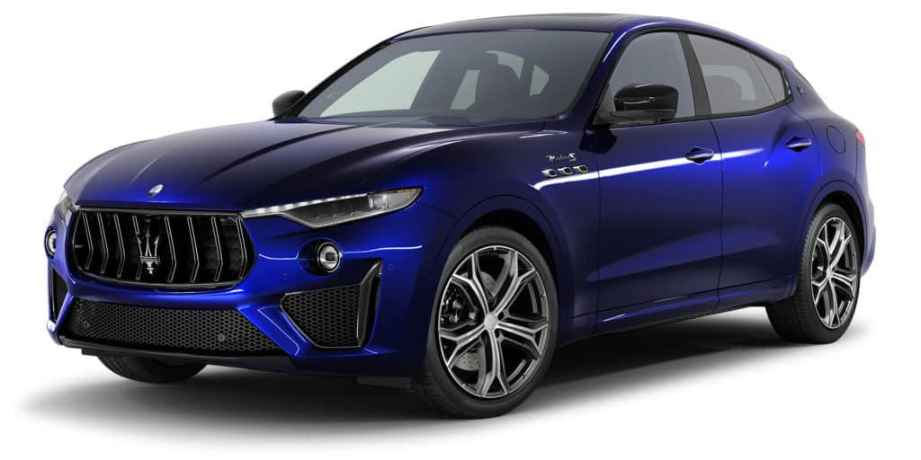 New 2022 Maserati Levante Modena S