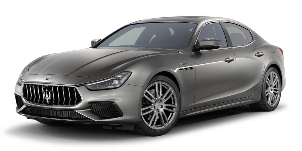 New 2022 Maserati Ghibli Modena Q4 with Navigation & AWD