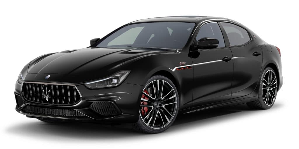 New 2022 Maserati Ghibli Trofeo