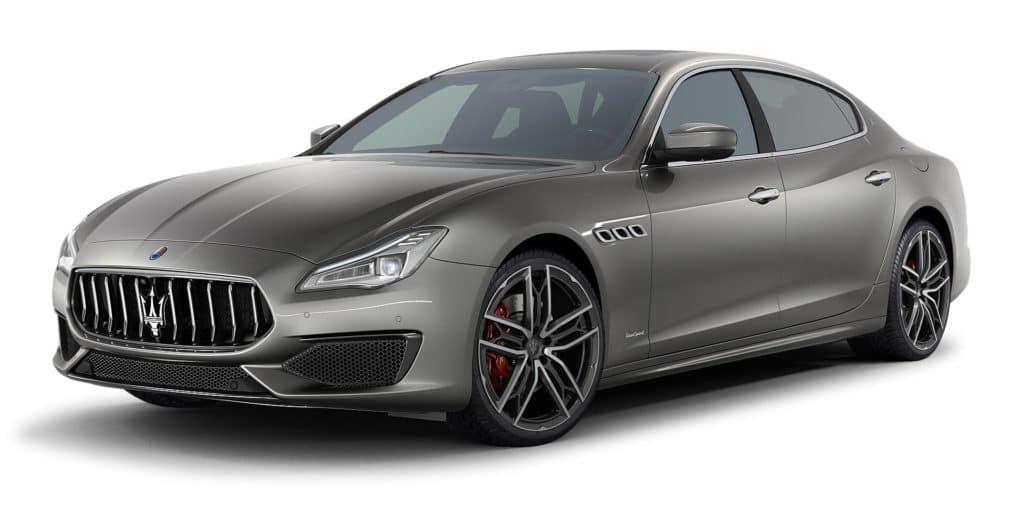 New 2021 Maserati Quattroporte SQ4 GranLusso with Navigation & AWD