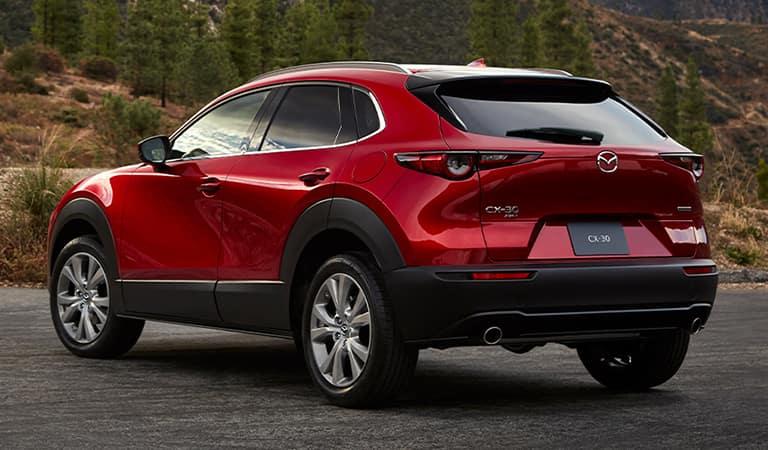New Mazda Mazda CX-30