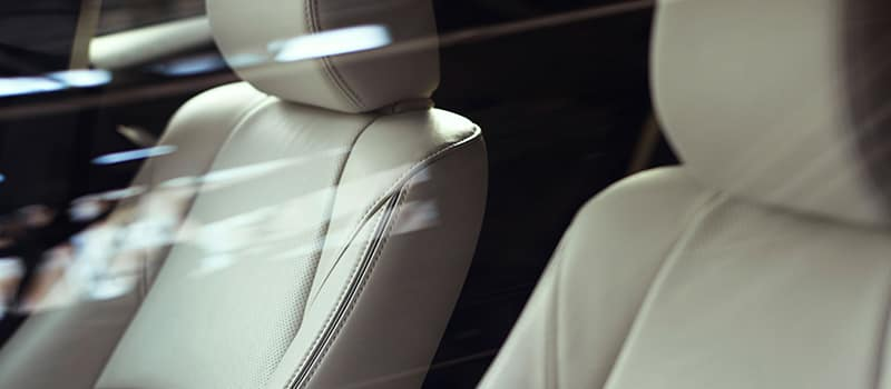 Mazda CX-3 Seating Options