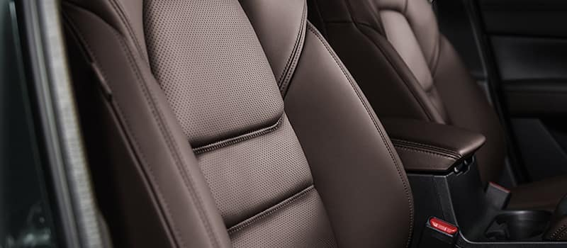 Mazda CX-5 Seating Options