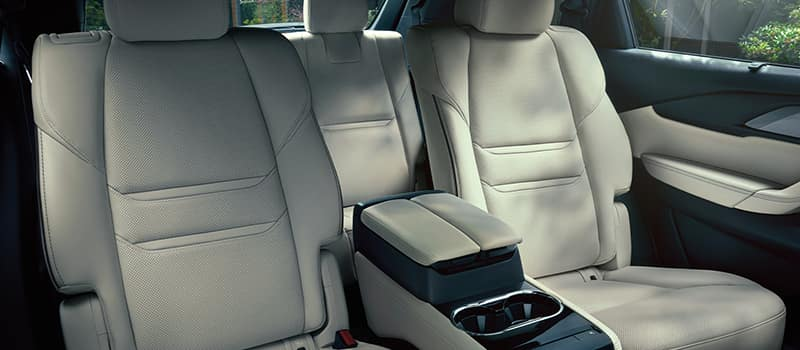 Mazda CX-9 Seating Options