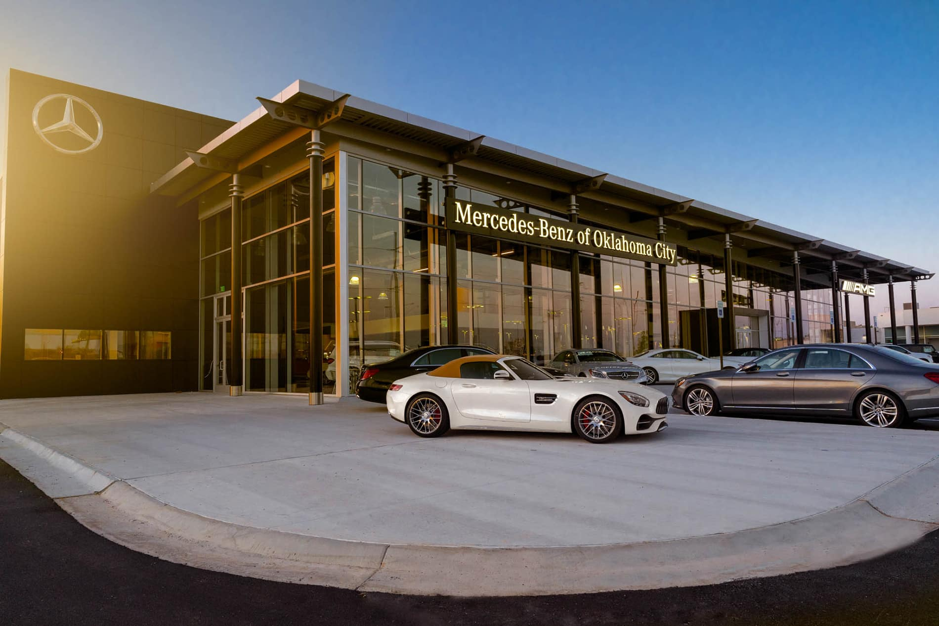 About Mercedes-Benz of Oklahoma City | Your Local Mercedes ...