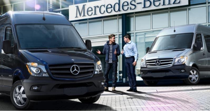 9df6ecb4a2 Mercedes-Benz Sprinter Van Service