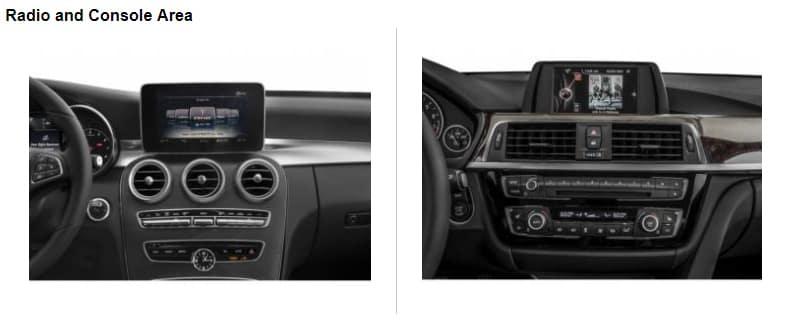 C-Class VS 3 Console Comparison