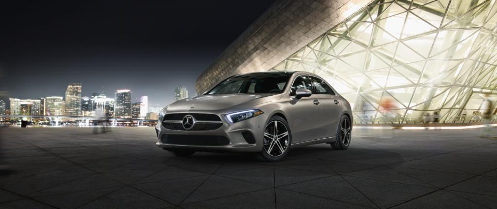 New 2019 Mercedes-Benz A 220 Sedan