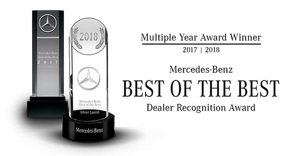 Multiple Year winner - 2018 Best of the Best Award Winner