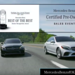 2019 Mercedes-Benz CPO Sales Event