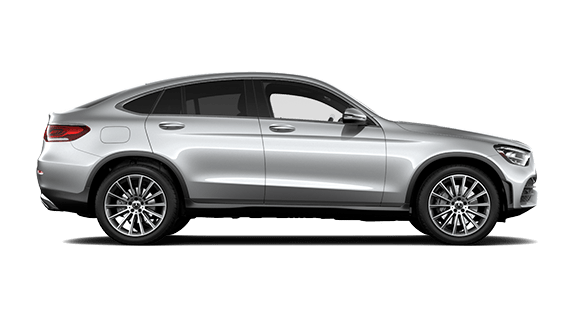 New 2021 Mercedes-Benz GLC 300 4MATIC® Coupe