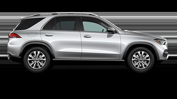 New 2021 Mercedes-Benz GLE 350 SUV