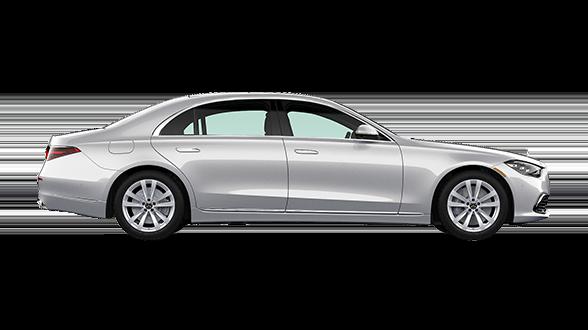 New 2021 Mercedes-Benz S 500 Sedan
