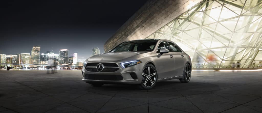 New 2020 Mercedes-Benz A 220 Sedan