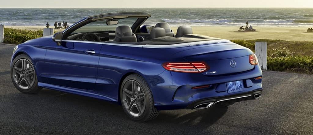 New 2020 Mercedes-Benz C 300 Convertible