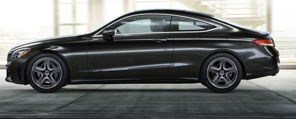 New 2019 Mercedes-Benz C 300 Coupe