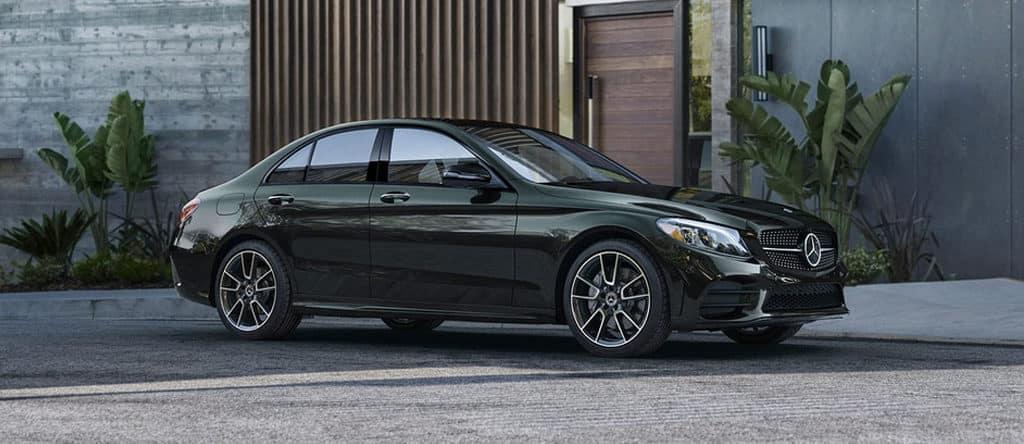 New 2020 Mercedes-Benz C 300 Sedan