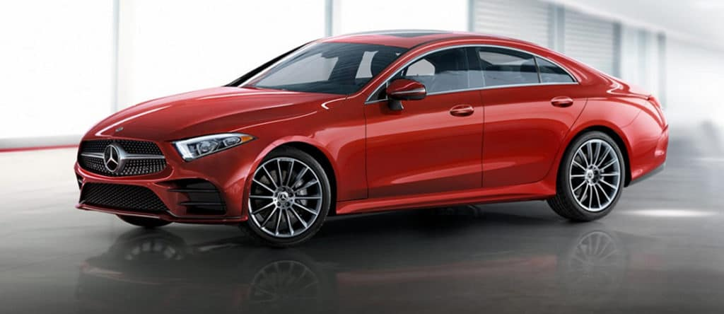 New 2020 Mercedes-Benz CLS 450 Coupe