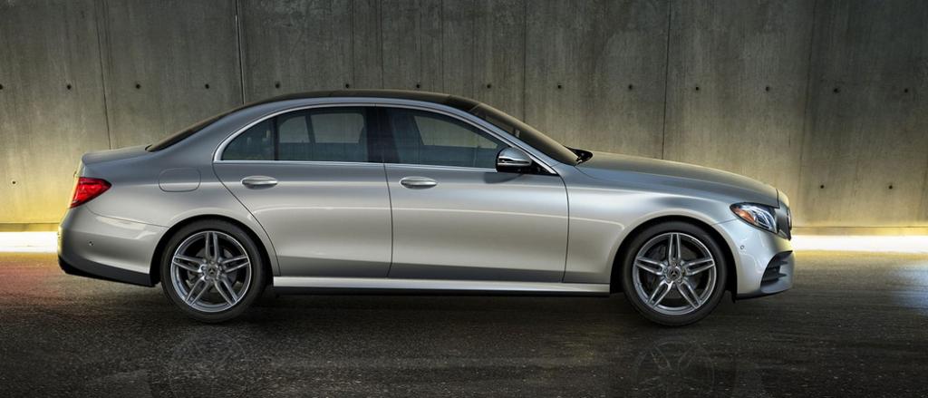 New 2019 Mercedes-Benz E 300 Sedan