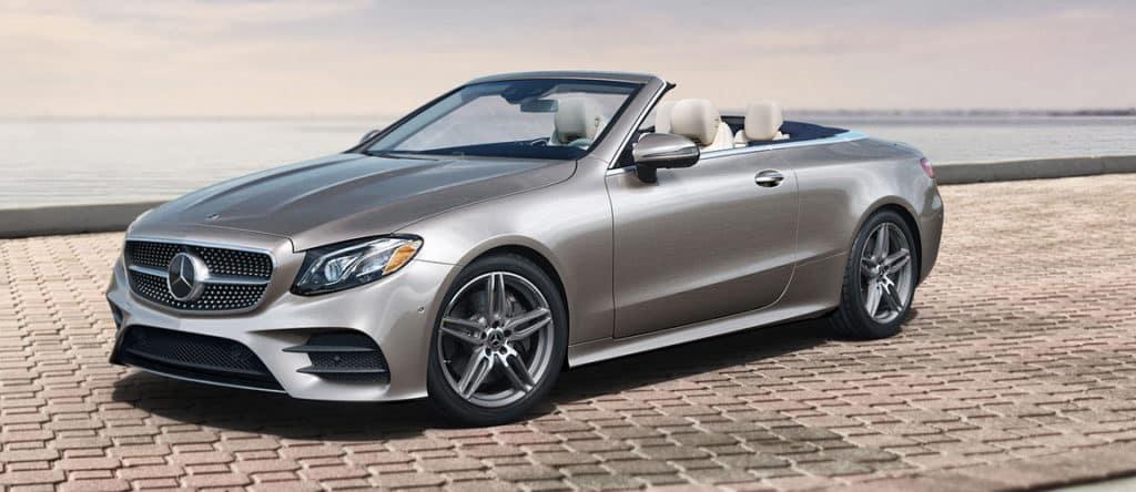 New 2020 Mercedes-Benz E 450 Cabriolet