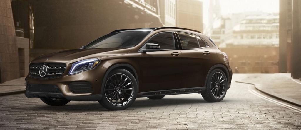 New 2019 Mercedes-Benz GLA 250 SUV