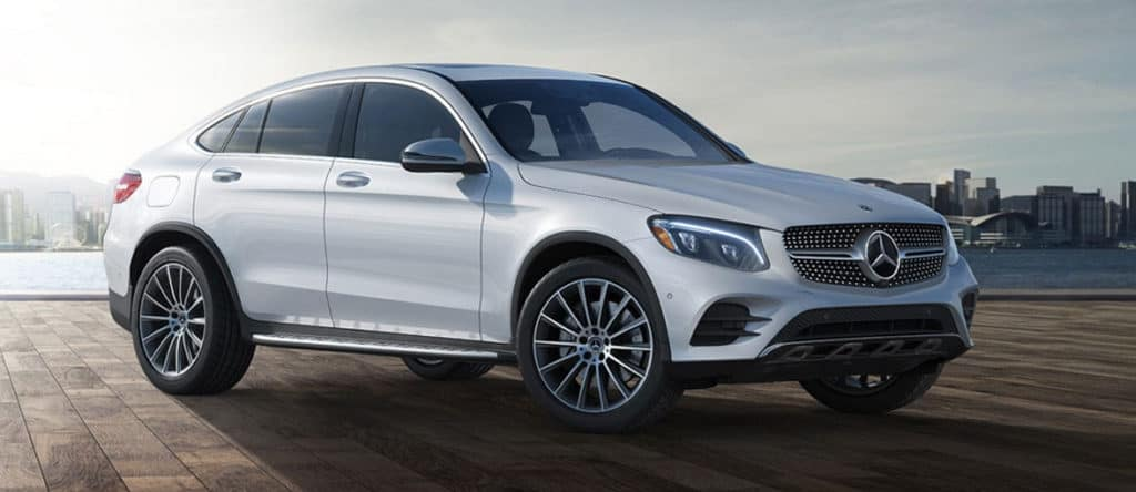 New 2020 Mercedes-Benz GLC 300 4MATIC® Coupe
