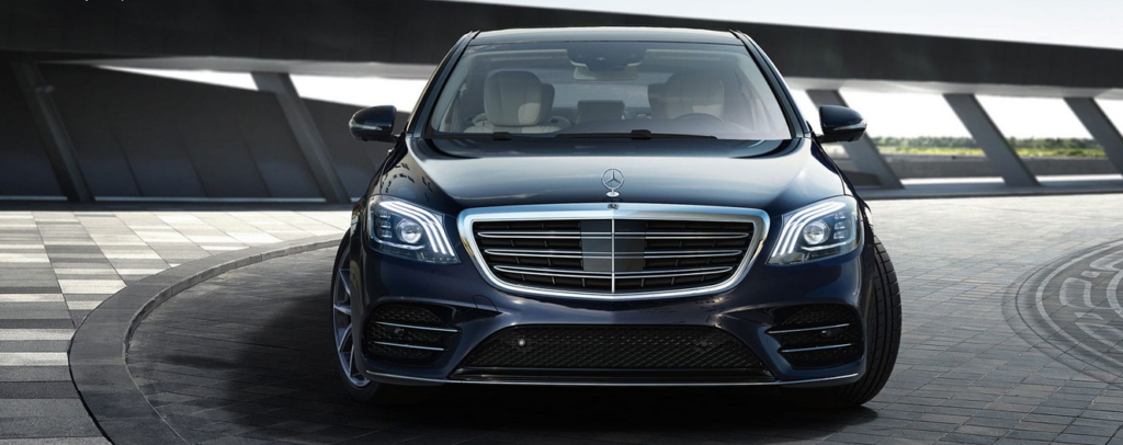 New 2019 Mercedes-Benz S 450 Sedan