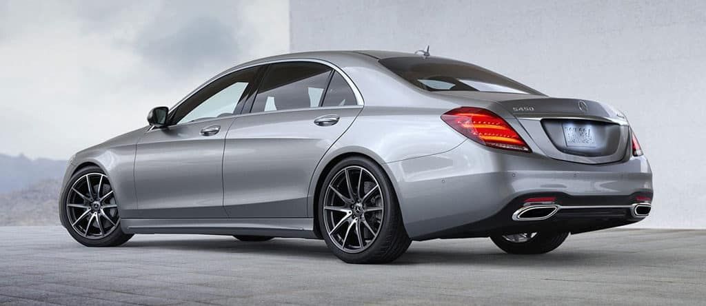 New 2020 Mercedes-Benz S 450 Sedan