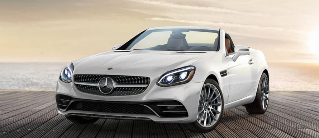 New 2020 Mercedes-Benz SLC 300 Roadster
