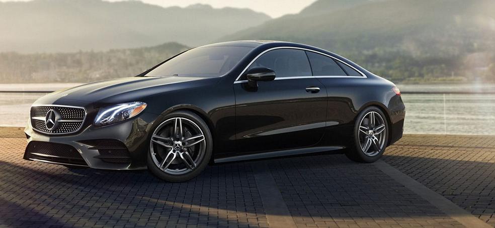 New 2019 Mercedes-Benz E 450 Coupe