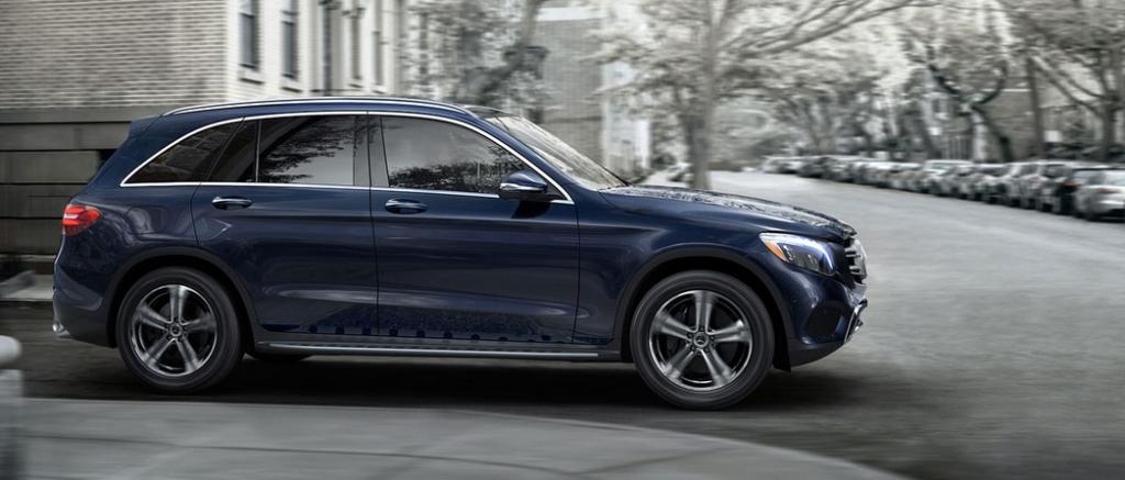 New 2019 Mercedes-Benz GLC 300 SUV